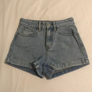Pacsun High Wasted (Mom Short) Shorts
